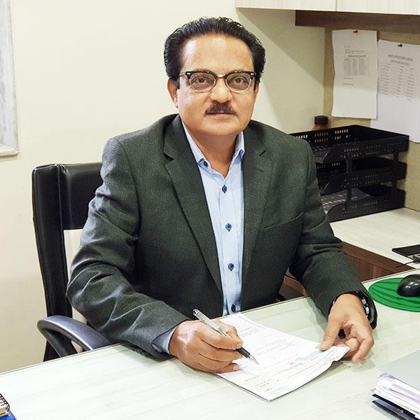 Mr. Jitendra N Shah